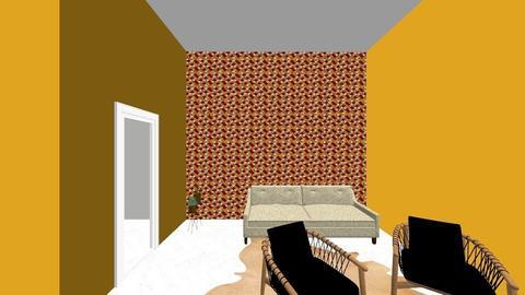 Main Floor - Minimal - Office  - by healthnwellnessteam