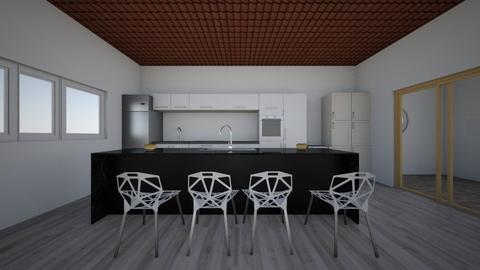 la cocina de mami - Kitchen - by ana111
