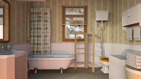 Grammas bathroom - Bathroom  - by Inna_Inas