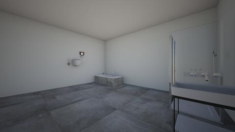 kossy  bathroom - Bathroom  - by kossy gila
