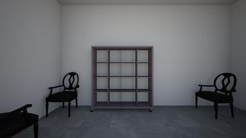 salon - Office  - by christine odey