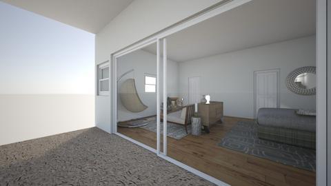 LA Small House  - by sloane2003