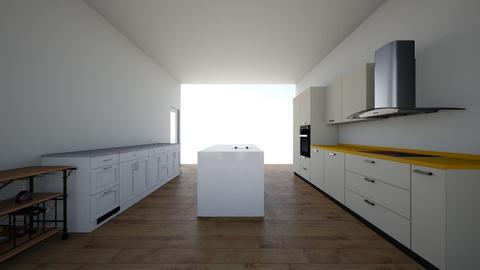 dream kitchen - Kitchen  - by noemiskyminer