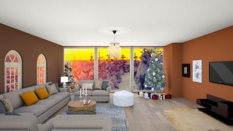 living room - by eunika166