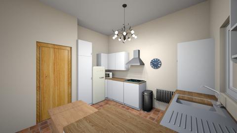 Mums Kitchen v2 - Kitchen  - by cconstance94
