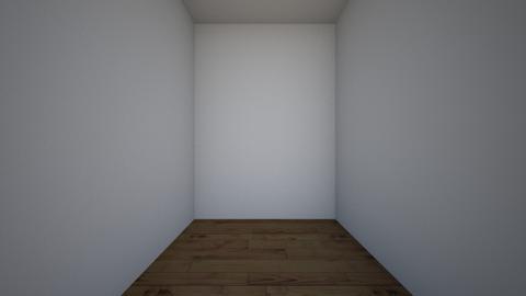 my dream room notfinished - Bedroom  - by he20EvAllen