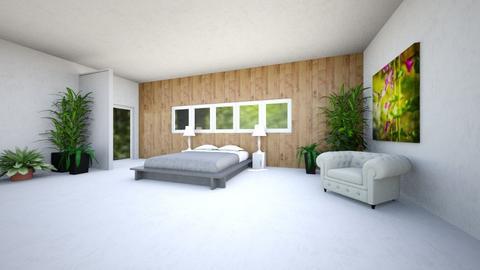 Bedroom house 1 - Bedroom - by Ancela MacRae