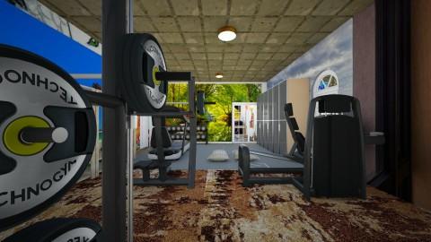 fitness1 - Glamour - by Mohamed Nur Mohamed