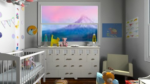 kitv - Kids room  - by zozan