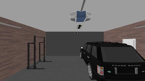 Blank Garage - by rogue_8bfa421a7bd6354ccff88cc95c92d