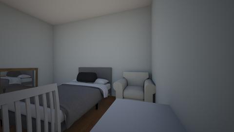 Mayas first room - Modern - Bedroom  - by Mayamc