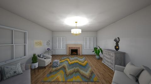 ID 3D room - Classic - Living room  - by moxyrocks