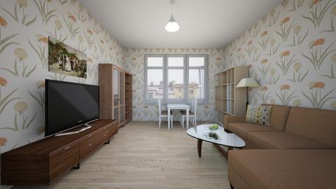 BO - Classic - Living room  - by Twerka