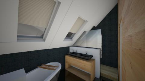 Galambosszer3_furdo - Classic - Bathroom  - by Kovacs Katalin