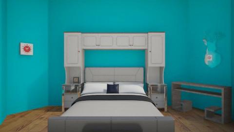 My Dream Room - Vintage - Bedroom  - by Damian ANNDREEV