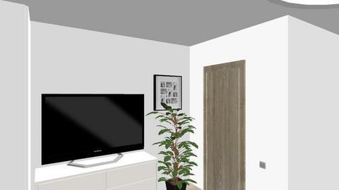 Living room - Minimal - Living room  - by rudenkoinna31