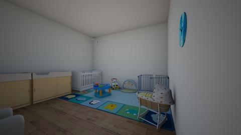 BABYS ROOM - Kids room  - by samwillwin