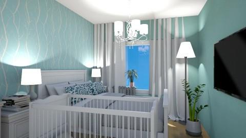 part 2 - Bedroom - by elena_koltsova