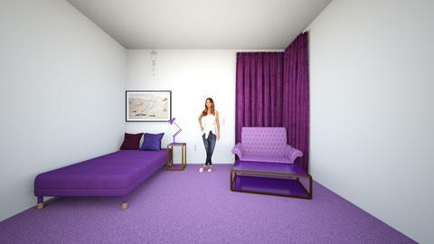 MHWS - Modern - Bedroom  - by XAXStaryXAX
