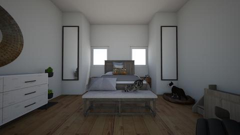 Architecture - Bedroom  - by reeselovelady