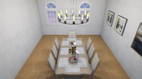 Breakfast is READY - Classic - Dining room  - by Love to all