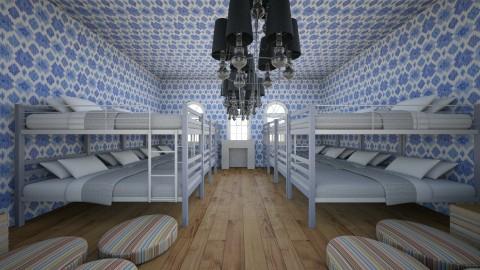 Girls dormitory - by annabee51