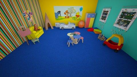 Jasmin Kid Room - Kids room  - by Cailyn V