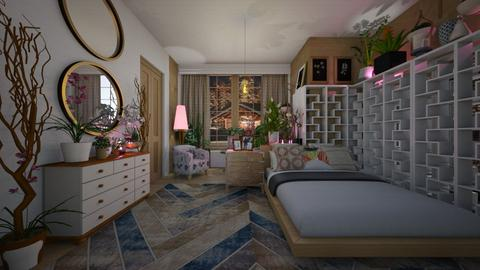 love - Bedroom  - by Maria Helena_215
