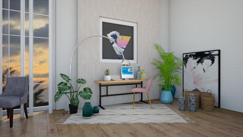 Modern Playful - Office  - by Sidney_stylingxx