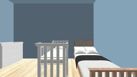 room baby mom - Kids room  - by Aleksandra Dziuba