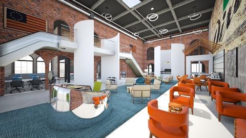 Factory Office - Office  - by jjp513