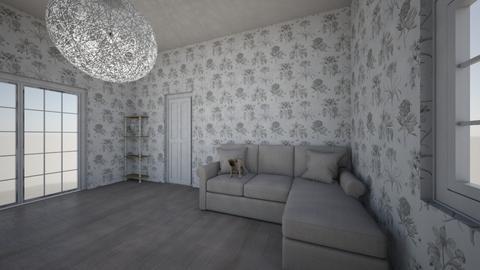 Ella is the best - Living room  - by missdibble