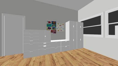 otroska1 - Kids room - by xency
