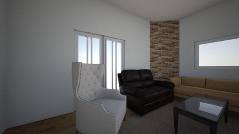 test1 - Living room  - by rinatdabush