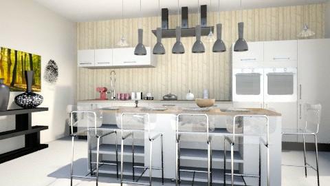 kitchen - Kitchen - by Kasia Zacharska