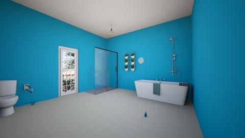 dream bathroom - Bathroom  - by Hafsabashir