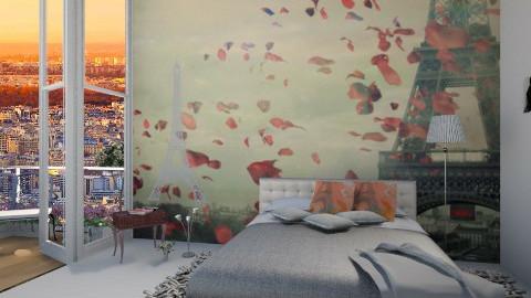 paris room - Bedroom  - by rafita