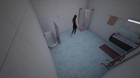 BATH TIME - Classic - Bathroom - by sanaria rashad