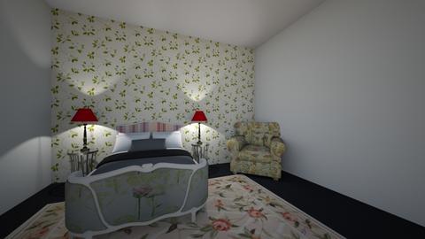Islaharlowbedroom - Bedroom - by Islaj