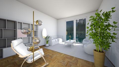 Room tree - Country - Living room  - by Twerka