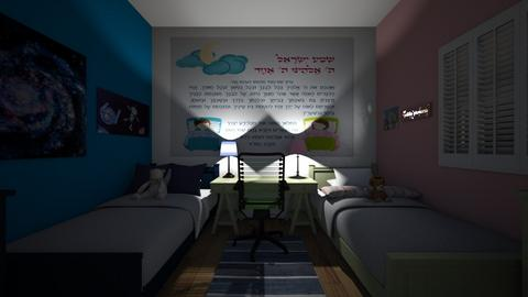 Bedtime Shema - Kids room  - by SammyJPili