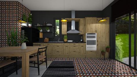 kitchen - Kitchen - by emi852290