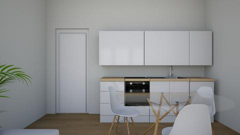 Cucina - Kitchen - by Picipilla