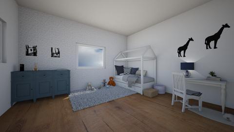 Kids room - Modern - Kids room  - by ana pogorelec