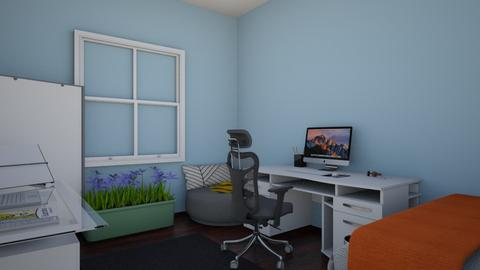 My Bedroom - Modern - Bedroom - by design3r19