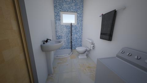 bathroom 2 - Classic - Bathroom  - by sandeepa