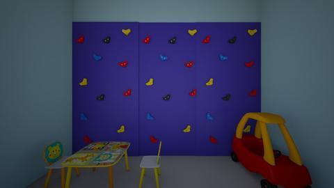 Childrens room - Kids room  - by swakaitlyn