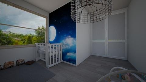 night - Kids room - by o vivess
