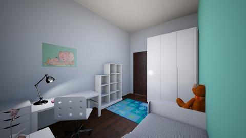 Pola room - Kids room  - by Kasia Har