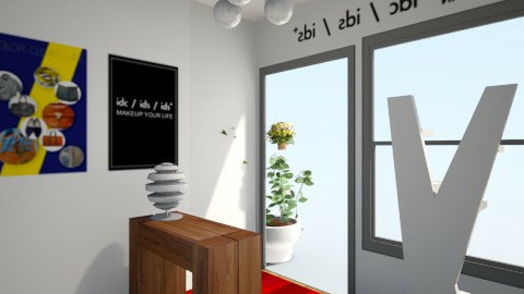 idc show room - Office - by CASEBOOK DESIGN